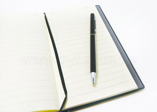 雅緻紳士禮品筆-旋轉式廣告金屬筆-可客製化加印LOGO