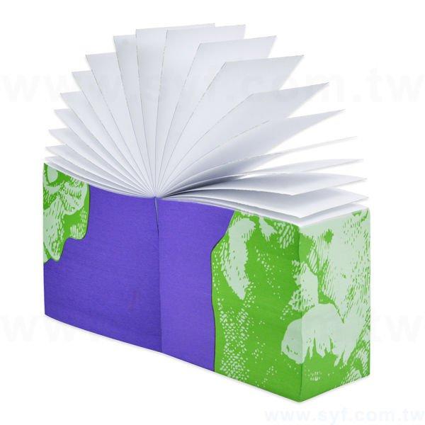 紙磚-方形-五面彩色印刷