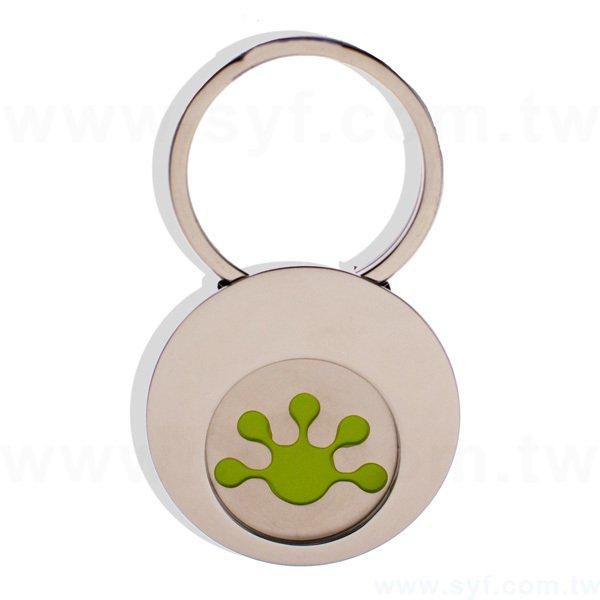 造型鑰匙圈-金屬可換代幣創意鑰匙圈禮贈品-金屬鑰匙圈訂做-客製化鑰匙圈