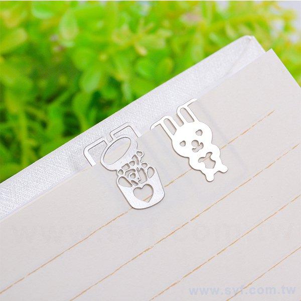 盒裝金屬書籤-金屬造型書籤夾