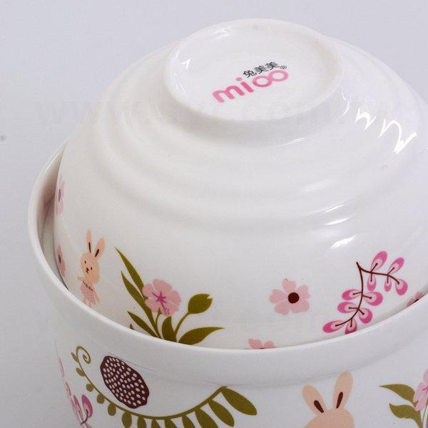 陶瓷碗蓋組-餐廚餐具工廠批發