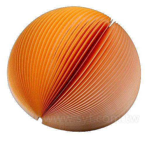 水果便條紙-柳橙便條紙-內頁150張可印刷