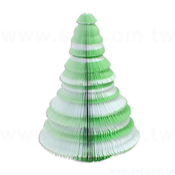 立體便條紙-聖誕樹便條紙-內頁150張
