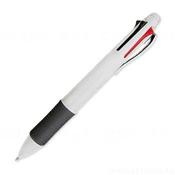 廣告筆-四色筆芯-多色原子筆-工廠客製化印刷贈品筆