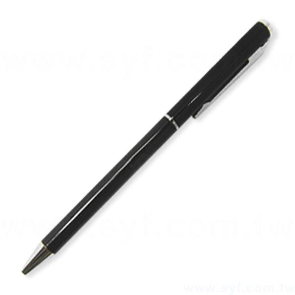 廣告筆-仿鋼筆金屬材質禮品筆-商務廣告原子筆-工廠客製化印刷贈品筆