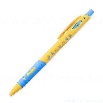 廣告筆-造型環保筆管推薦禮品-單色原子筆-採購客製印刷贈品筆