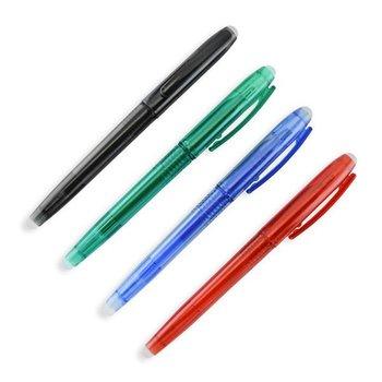 廣告筆-半透明開蓋筆管禮品-單色原子筆-四款筆桿可選-採購訂製贈品筆