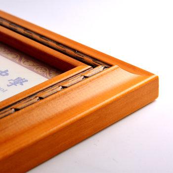 木框制作-证书框
